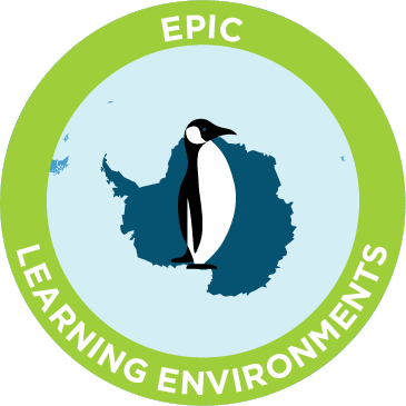 epic learning environments emblem